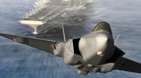 US F-35 fighter jet susceptible to hacking: Report