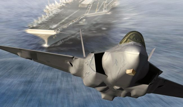 US F-35 fighter jet susceptible to hacking Report