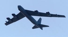 US deploys 3 B-52 Stratofortress strategic bombers to UK