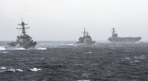 US orders 3 warships move into Persian Gulf over Iraq crisis