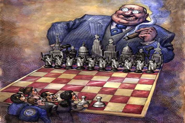 Video Middle Class SLAUGHTERED by Design of Banking Elite!
