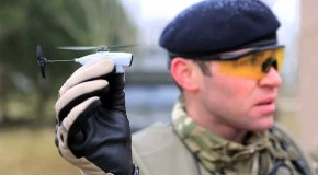 'Pocket drones': U.S. Army developing tiny surveillance tools for the next big war