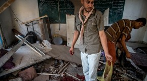 20 killed in Israeli shelling of UN school