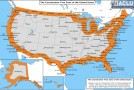 66 Percent of Americans Now Live in a Constitution-Free Zone
