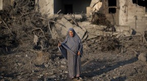 ABC airs Gaza bombing devastation images – says it's in Israel