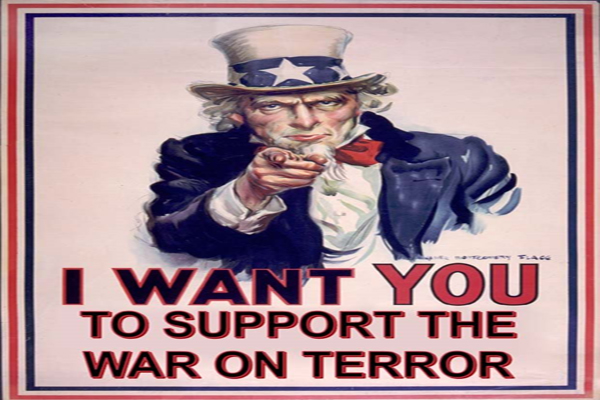 Are There Any Terrorist Groups Who AREN'T Paid Foot Soldiers for the U.S
