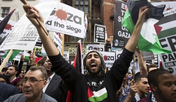 BBC 'biased coverage' of Gaza slammed
