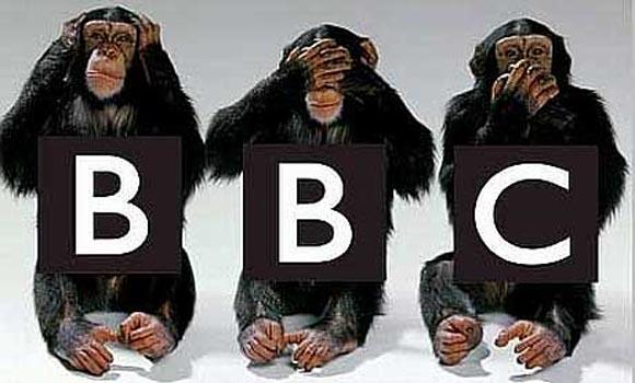 'BBC silent on Israeli crimes against Palestinians'