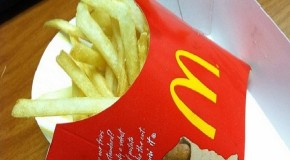 Before you Eat Another McDonald's French Fry…Watch this Video