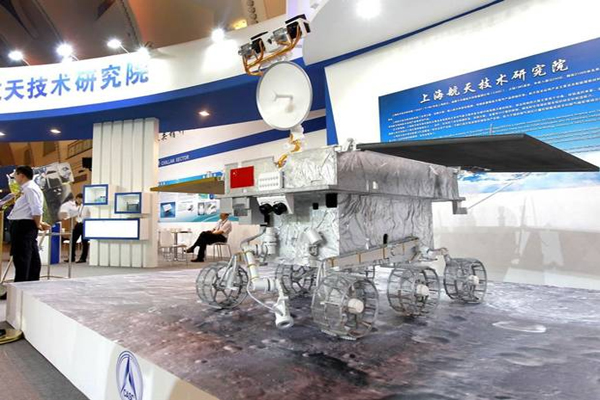 China stakes its claims on Mars with rover bound for Red Planet in 2020