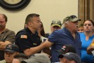 "Cops Arrest 76-Year Old Veteran For Town Meeting 'Outburst': ""I Asked Them To Speak Louder So We Could Hear"""
