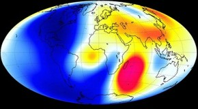 Earth's Magnetic Field Is Weakening 10 Times Faster Now