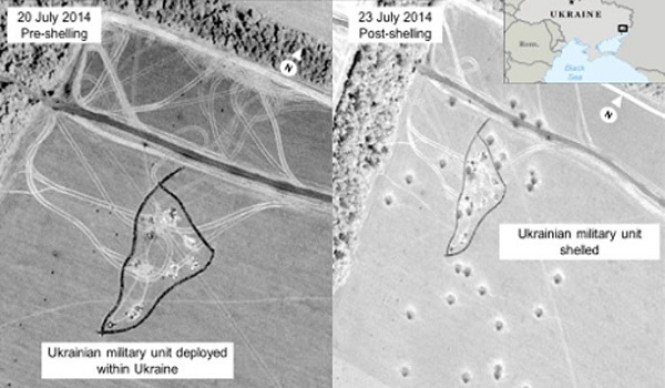 Fake Satellite Images The Latest US Government Hoax against Russia