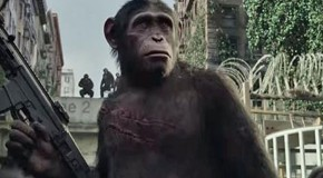 Hollywood Inserts Gun Control Subtext in New Planet of the Apes Movie