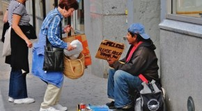 Homelessness now a crime in US cities: Report