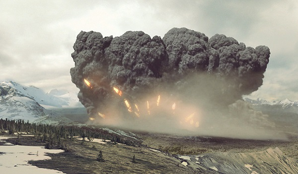 If This Supervolcano Erupts, Two-Thirds of America Will Be Screwed