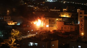 Israel bombards 34 sites in Gaza Strip hours after finding missing teens dead