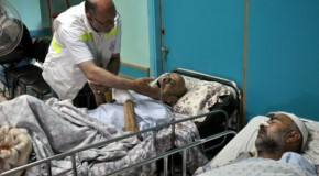 Israel bombs more hospitals across Gaza Strip
