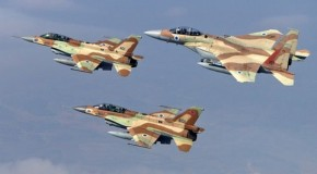 Israeli air raids kill 4 Syrians in Golan Heights