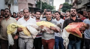 Israeli attacks kill 805 Palestinians in Gaza