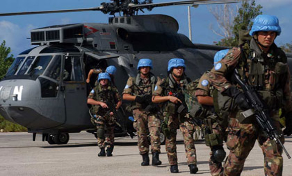 It Has Begun! UN Building a World Army to Usher in NWO and Disarm Citizens Everywhere