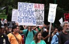 Jews March in New York Rally Against Israel War in Gaza