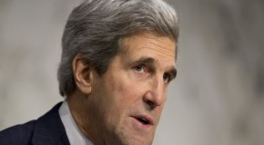 Kerry's hot mic reaction to Israeli war on Gaza