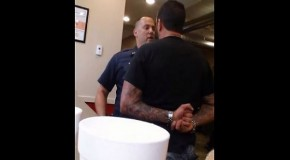 Man Arrested for Asking Cops a Question
