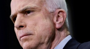 McCain admires 'Israeli restraint' despite 175 deaths in Gaza