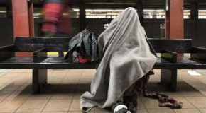 More US cities pass laws that hurt the homeless: Report