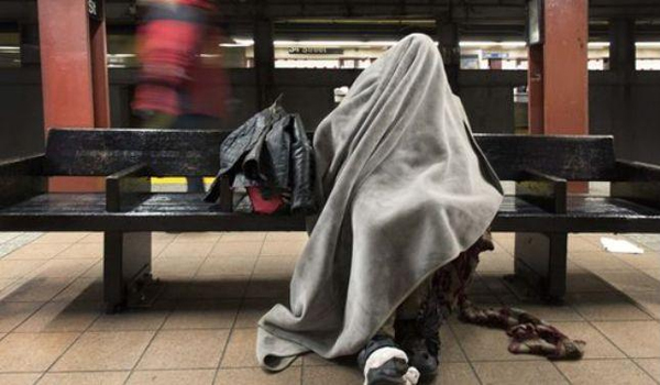 More US cities pass laws that hurt the homeless Report