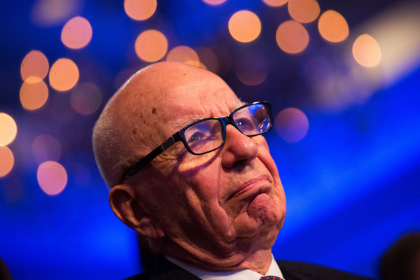 Murdoch's Media Monopoly Are the Globalists Streamlining Their PR for WWIII