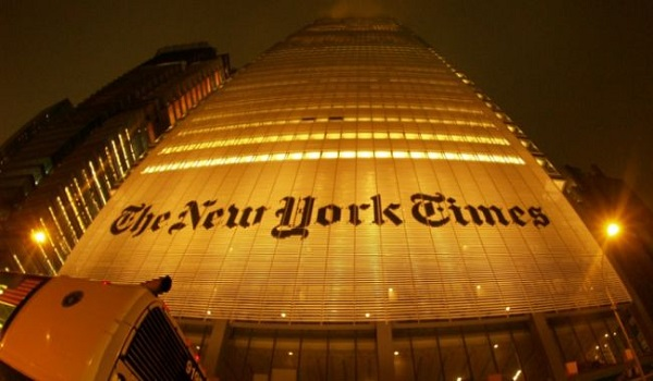 New York Times Rewrites Gaza Headline Was It Too Accurate