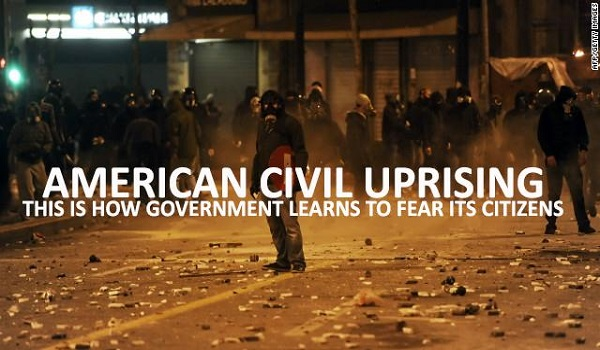 OECD Fears Middle Class Civil Unrest Is Coming