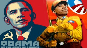 """Obama Civilian Security Force Takes Control of Immigrant Internment Camps: """"Abide By Brown Shirts Law"""""""