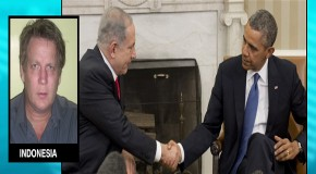 Obama, US politicians 'owned' by Zionist lobby: Barry Grossman
