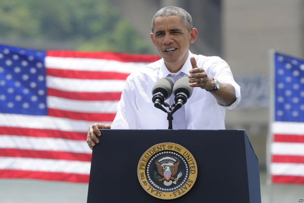Obama wins the vote ... as worst president since WWII