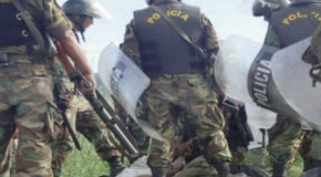 Peruvian police and soldiers given 'licence to kill' protesters five years after Bagua violence