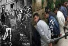 Photos: Similarities between Jewish Holocaust and Palestinian Genocide