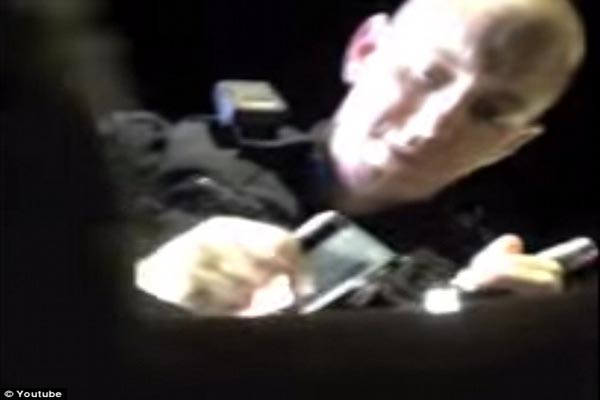 Police officer pulls over driver because 'he saw and smelled weed' ..