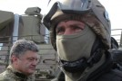 Poroshenko threatens to track down and kill hundreds for each dead Ukrainian soldier