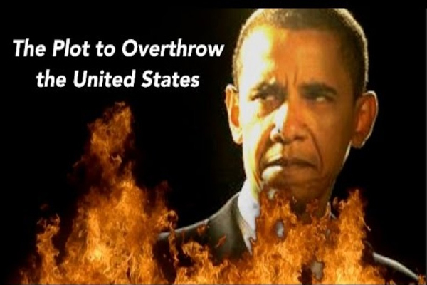 Video Is Obama Plotting to Overthrow the United States