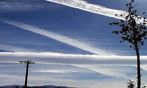 Video Wake Up Call! Chemtrail Reporting Forced on Mainstream Media