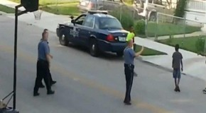 Video: Watch What These Cops Did When They Didn't Realize They Were Being Filmed