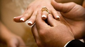Why is the wedding ring on your fourth finger?