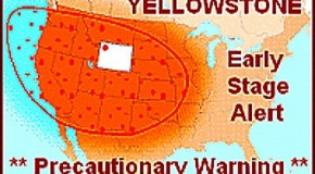 Yellowstone Gas Levels Higher Than Ever Recorded – Impending Eruption Imminent?