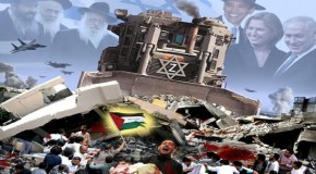 Zionist censors enabling war crimes