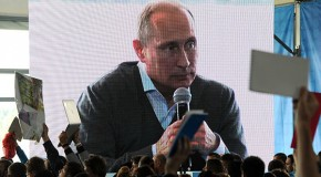 'Anything US touches turns into Libya or Iraq': Top Putin quotes at youth forum