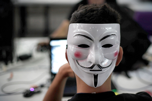 BREAKING Hacktavist Group Anonymous Releases Dispatch Tapes After Michael Brown Shooting