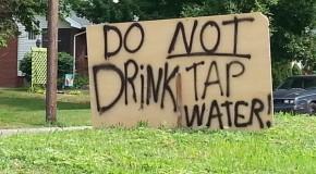 BREAKING: No Water for 100 Miles Around Toledo Ohio! People Dying!